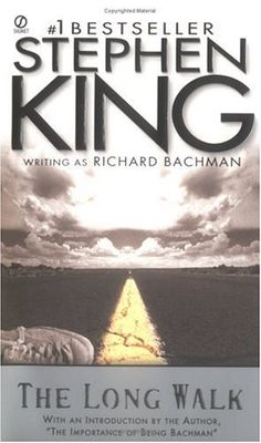 Started: 2/3/15 Finished: 2/9/15 King wrote this book in college making it his first written book, although not his first published. Even this early, you can see King's genius. His character development is second to none. I mean, who else can tell a whole tale about just the simple act of 100 teenage boys walking in a morbid contest to the end? Loved the book, but still trying to process the ending . . .