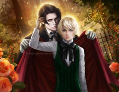 Kuroshitsuji: Claude Faustus and Alois Trancy by K-Koji on DeviantArt