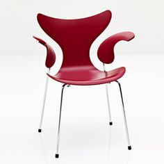 Arne Jacobsen's Series 8 chair