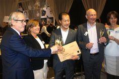 Horeca Expo - Culinaire Persoonlijkheid van de Belgische Gastronomie - Sang Hoon Degeimbre