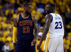 You couldn't create a better script for the Warriors-Cavaliers trilogy