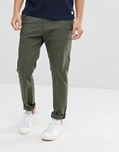 Browse online for the newest Stradivarius Skinny Chino in Khaki styles. Shop easier with ASOS' multiple payments and return options (Ts&Cs apply). Skinny Chinos, Asos, Sweatpants, Shopping, Fashion, Moda, Fashion Styles, Fashion Illustrations