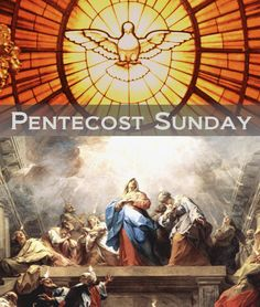 Pentecost Sunday Happy Feast, Pentecost, Catholic, Spirituality, Sunday, Movie Posters, Movies, Domingo, 2016 Movies