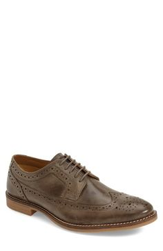 Base London 'Milton' Longwing (Men) available at #Nordstrom