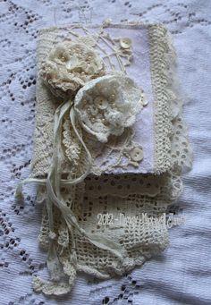 Shabby Chic Fabric Book