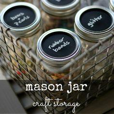 mason-jar-craft-storage-with-chalkboard-paint-lids-500 pixel