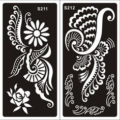Cheap tattoo stencil, Buy Quality henna tattoo stencils directly from China stencils for painting Suppliers: Mehndi Indian Henna Tattoo Stencils,Temporary Glitter Airbrush Henna Tattoo Hand Finger Templates Stencil For Painting Henna Tattoo Hand, Hand Tattoos, Flower Tattoo Stencils, Henna Stencils, Henna Hand Designs, Stencil Stickers, Cricut Stencils, Airbrush Designs, Tattoo Templates
