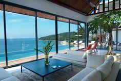 Contemporary Interiors - Malaiwana Villa
