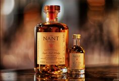 Enjoyed my tour of the Nant Distillery. Looking forward to trying my little bottles soon - the aromas were incredible.