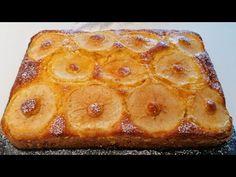 Dacă iubești merele, vei înnebuni după acest tort! Foarte ușor și foarte bun! # 100 - YouTube No Cook Desserts, Apple Desserts, Apple Recipes, Cookie Cake Pie, Italian Cooking, Pie Dessert, Yogurt, Biscotti, Apple Pie