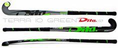 Dita - T10-GREEN-15 Field Hockey Field Hockey Sticks, Baseball, Green, Sports, Baseball Promposals, Hs Sports, Sport