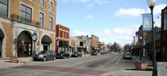 Come visit Three Oaks, Michigan