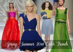 nice Spring/ Summer 2015 Color Trends