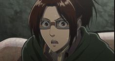 S2 Ep 7 (Ep 32): I love you so much Hanji | SnK