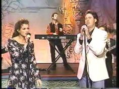 Amy Grant Vince Gill - House of Love on Leno 1994