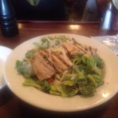 Coco - Buffalo, NY, United States. The grilled chicken Caesar...