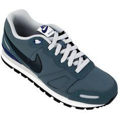 Acabei de visitar o produto Tênis Nike Air Waffle Trainer Leather