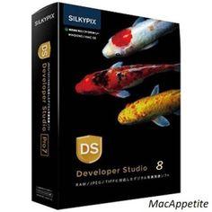 SILKYPIX Developer Studio Pro 8.0.14 Full Version Crack For MacOS X