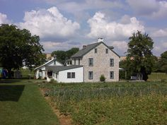 Reuben & Emma Lapp farm - Lincoln Highway, Gap, PA - Southern Lancaster County - June, 2011