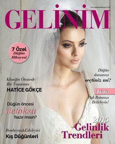 Evlilik Hazırlıkları Dergisi: Gelinim   #gelinimdergisi #kuzeymedya #wedding #bride #magazine