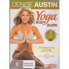 Yoga body burn dvd with denise austin