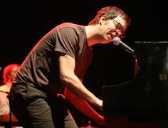 """Of Singing in Public: Ben Folds says, """"You can't be afraid to SUCK."""""""