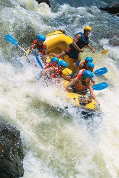 Cairns: Full-Day Tully River White Water Rafting Trip – Pin's Page Sports Nautiques, Water Sports, Riviera Nayarit, White Water Kayak, Whitewater Rafting, Snow Skiing, Adventure Is Out There, Outdoor Fun, Outdoor Travel