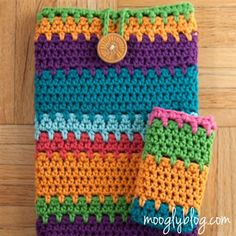 Ultimate Universal Electronics Cozy - Crochet Me