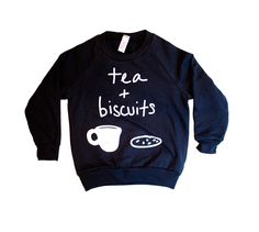 Image of Tea and biscuits sweater