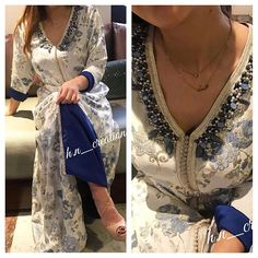 Caftan broche travaillé avec mâalem et perlé by H&N ✨#HetN #creation #couture #djellaba #gandoura #caftan #tenue #robe #broderie #perlage #handmade #quality #morocco