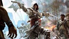 Assassin´s Creed IV - Black Flag.