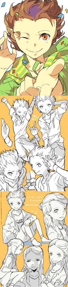 Yeah~! by rrrui on DeviantArt