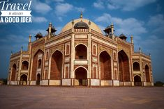 Humayun's Tomb, Delhi, India Travel photography Architecture Backpacking Photographer Incredible India