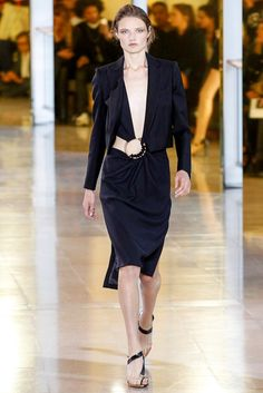 Anthony Vaccarello Spring 2016 Ready-to-Wear Fashion Show