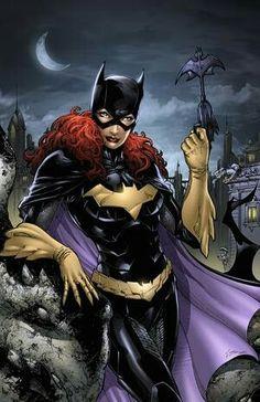 Batwoman - Barbara Gordon