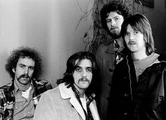 The Eagles. aka the source of the most beautiful harmonies you've ever heard