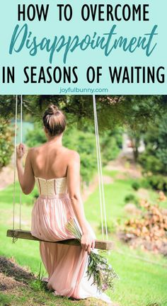 When God closes a door we can be left feeling disappointed. Learn how to overcome disappointments and grow in seasons of waiting. Christian Women, Christian Faith, Overcoming Quotes, Disappointment Quotes, Patience Quotes, Waiting On God, In His Presence, Christian Inspiration, Give Thanks