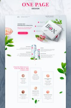 on Behance Web Design Examples, Flat Web Design, Web Design Tools, Web Design Quotes, Web Design Company, Cosmetic Web, Cosmetic Design, Online Web Design, Website Design Layout