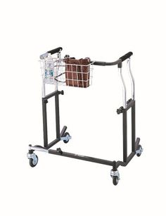 Bariatric Heavy Duty Anterior Safety Roller, 1000lbs Weight Capacity