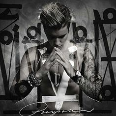 NEW Justin Bieber 'Purpose' CD + DVD + Poster Japan Limited Edition Import f/s