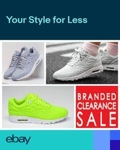 more photos f5801 a85ae BNWT New WOMENS Nike Air Max 1 Ultra Plush Grey White Yellow size 5 6 7