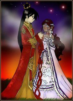 1000+ images about zutara on Pinterest   Deviantart search ... Zutara Wedding