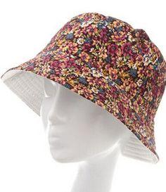 Flowers Print Cute Chapeu Feminino Bucket Hat Women Summer Outdoor Sun 77913375915e