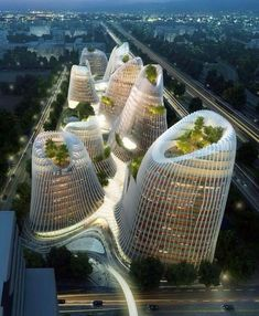 San Shui, China #buildings #architecture