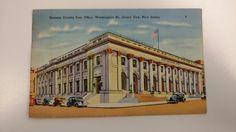 US Post Office in Jersey City, NJ