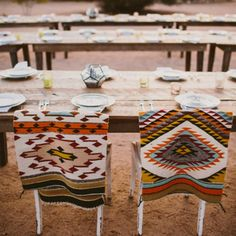Wedding Venues Southwestern Joshua Tree Wedding - Inspired By This - This ranch not only provided a secluded, beautiful location for this intimate southwestern Joshua Tree wedding, but also a perfect canvas for the theme. Tribal Wedding, Boho Wedding, Rustic Wedding, Dream Wedding, Forest Wedding, Sage Wedding, Wedding Bells, Southwest Style, Southwestern Wedding Decor