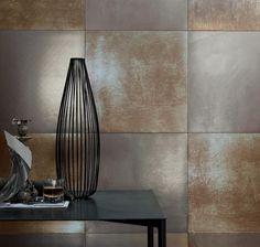 metallic porcelain tile - Google Search