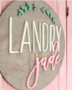 baby names Baby girl nursery name sign 15 Super ideas Cute Baby Names, Unique Baby Names, Baby Girl Names, Kid Names, Wooden Name Signs, Baby Name Signs, Baby Momma, Baby Love, Baby Name List