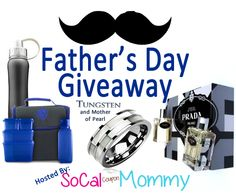 Father's Day Gift Idea {Giveaway}