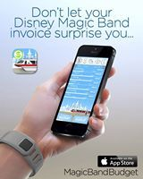 Download the New Magic Band Budget App for your iPhone